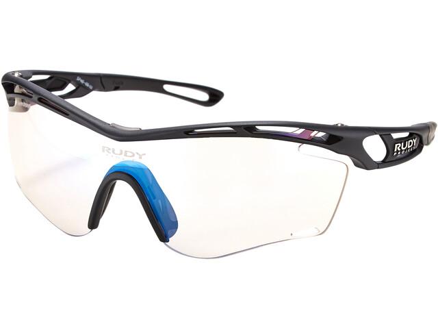 Rudy Project Tralyx Slim Glasses black matte/impactX 2 photochromic laser red